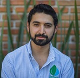 Paisagista David Macías da Sustenta ECO jardinagem