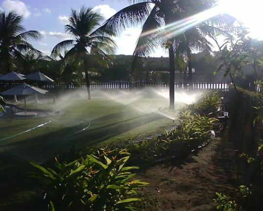 Projeto de Irrigação