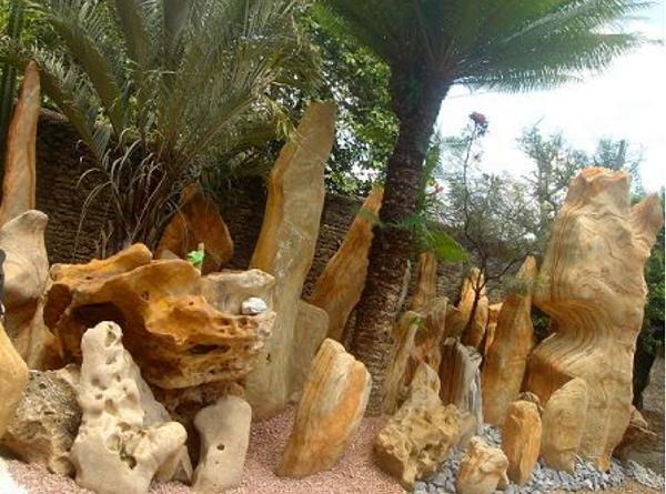 pedras ornamentais jardins:pedras ornamentais foto cristiane piscinas pedras para efeitar sua