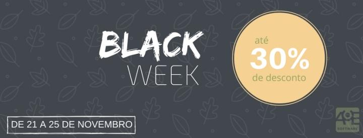 Semana de descontos na AuE Software - AuE Black Week 2016