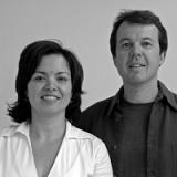 Paisagistas Caterina Poli e Sérgio Menon