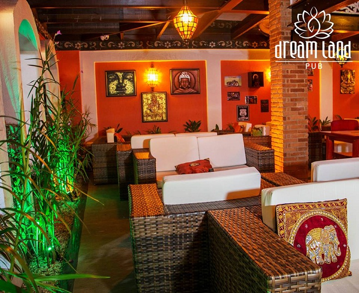 Proyecto Dream Land Pub