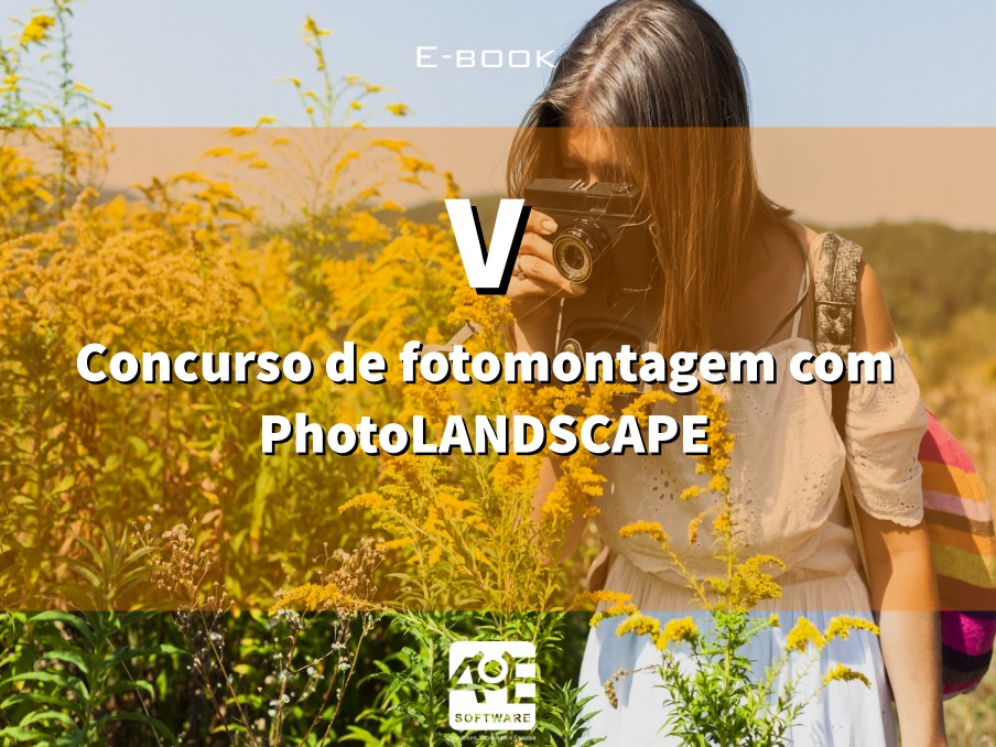 eBook Gratuito do V Concurso Internacional de Fotomontagens da AuE Software