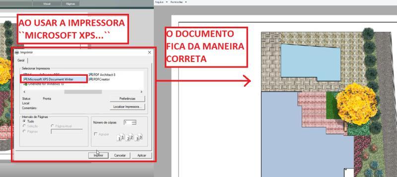 Uso del controlador de impresión Microsoft XPS